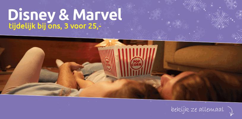 3=25 Disney & Marvel