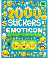 2000 stickers emoticon