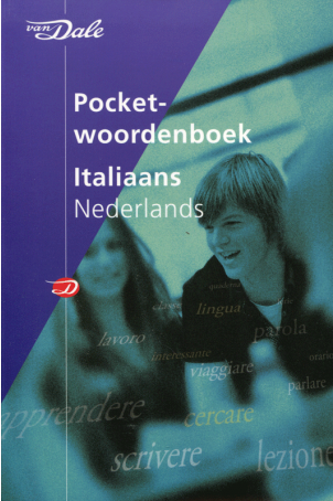 Van Dale Pocket Italiaans Nederlands (IT/NL) 1e editie