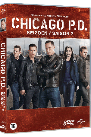 Dvd Chicago PD seizoen 2
