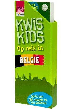 Kwis Kids Op reis in België