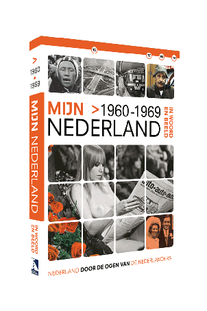 Mijn Nederland (incl 2 dvd's) In Woord en Beeld - 1960-1969