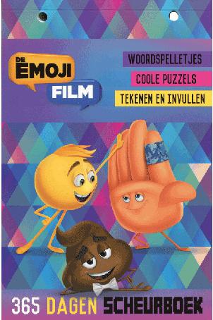 Puzzel kalender emoji