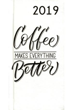Agenda 2019: Coffee makes everything better