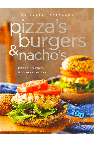 Culinary Notebooks Pizza, burgers & nacho's