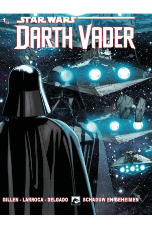 Star Wars Darth Vader Schaduw en geheimen (1/3)