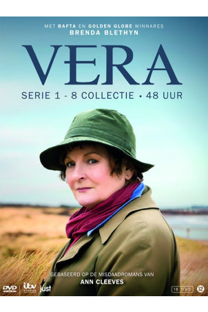 Vera - Seizoen 1-8