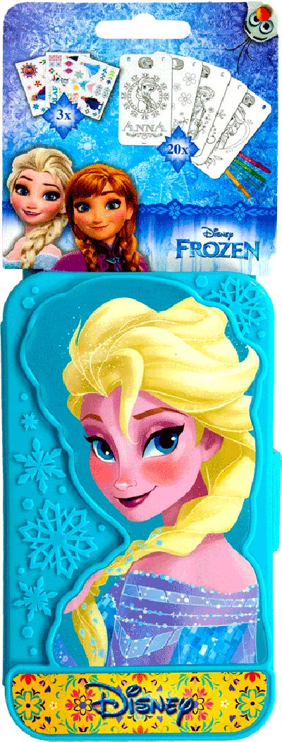 Disney Frozen activity box