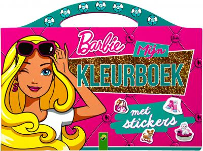 Barbie, Mijn kleurboek met stickers