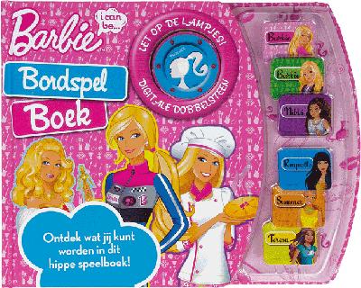 Barbie Bordspel boek