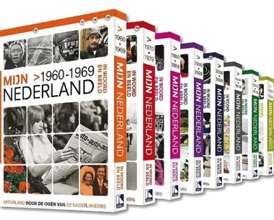 Mijn Nederland in woord en beeld (10 boeken + 20 dvd's)