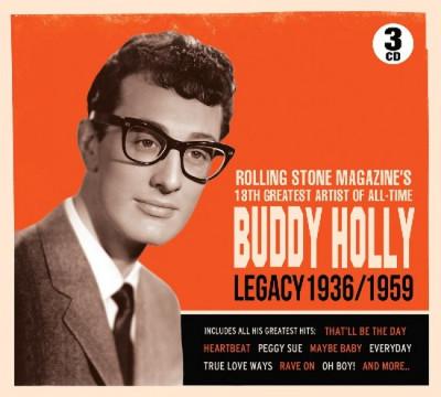 Buddy Holly - Legacy..