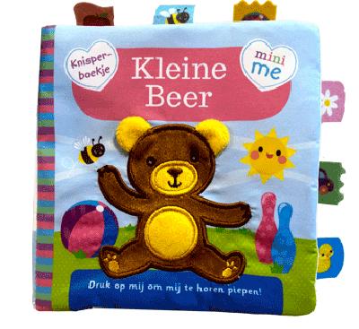 Knisperboekje Kleine Beer