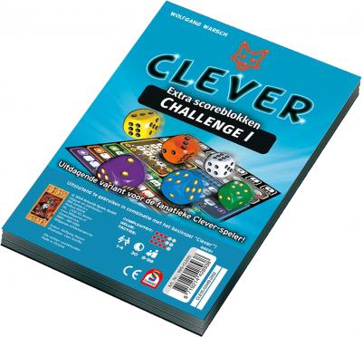 Scoreblok Clever Challenge