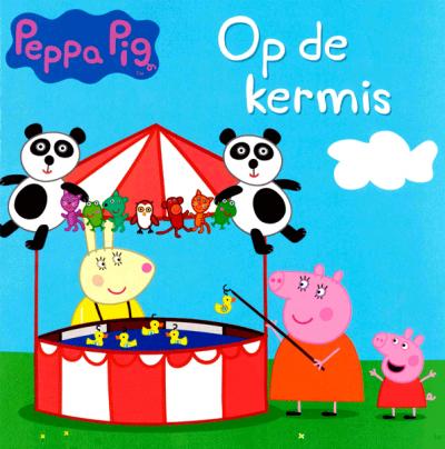 Peppa Pig leesboekje - Op de kermis