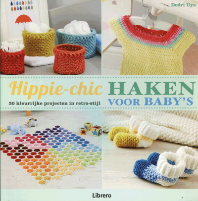 Hippie chic haken voor baby's