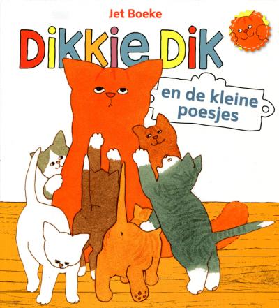 Dikkie Dik en de kleine poesjes