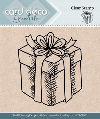 Clear stamps presents Card Deco Essentials