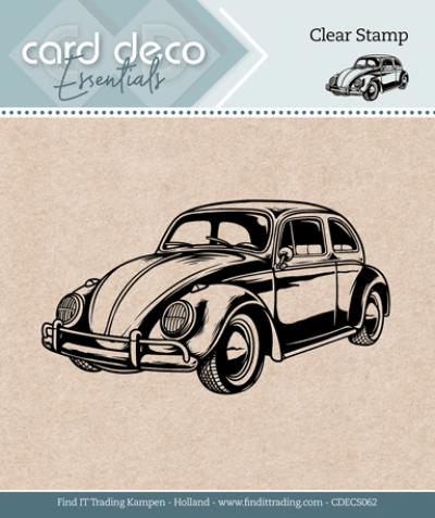 Card Deco Essentials stempel car