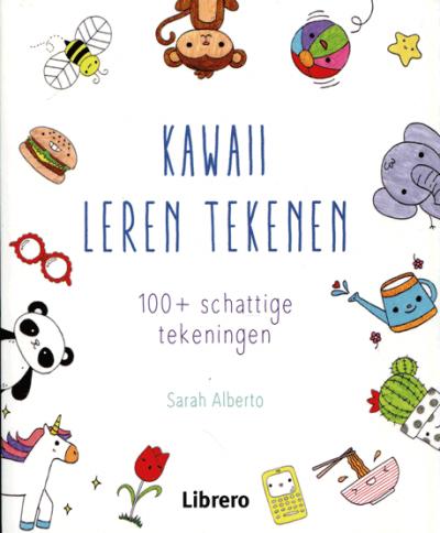 Kawaii leren tekenen