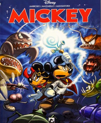 Mickey Mouse, cyclus van de magiërs 03