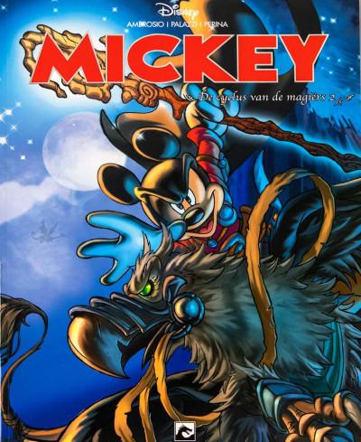 Mickey Mouse, cyclus van de magiërs 02