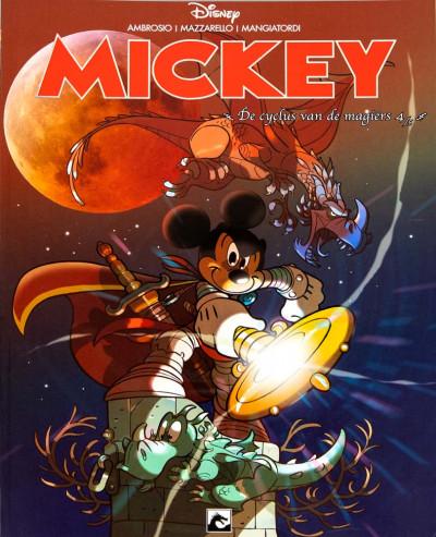 Mickey Mouse, cyclus van de magiërs 04