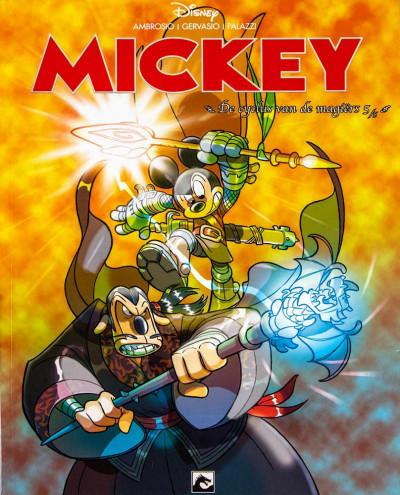 Mickey Mouse, cyclus van de magiërs 05