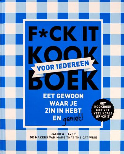 F*ck it Kookboek voor iedereen