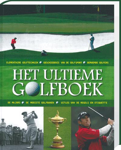 Het Ultieme Golfboek