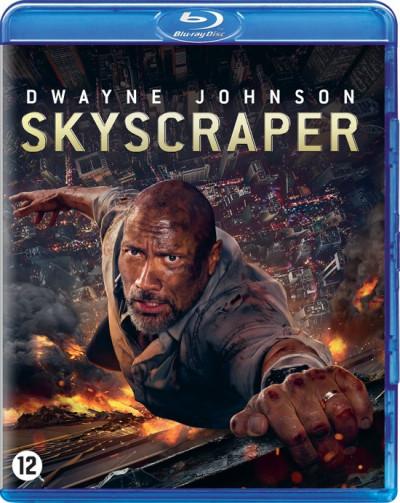 Skyscraper - Blu-ray