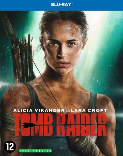 Tomb raider (2018) - Blu-ray