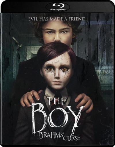 Boy 2 - Brahms' Curse - Blu-ray