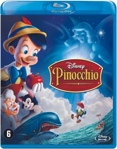 Pinocchio - Blu-ray