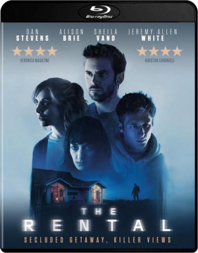 Rental - Blu-ray