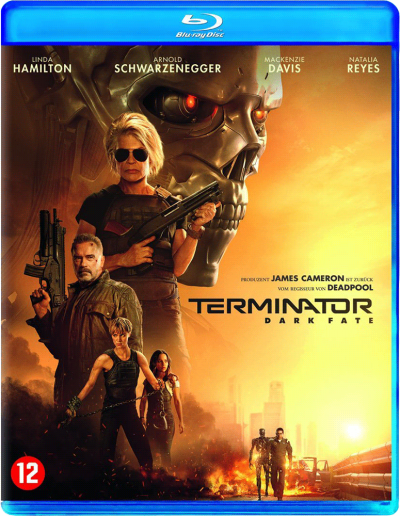 Terminator - Dark fate - Blu-ray