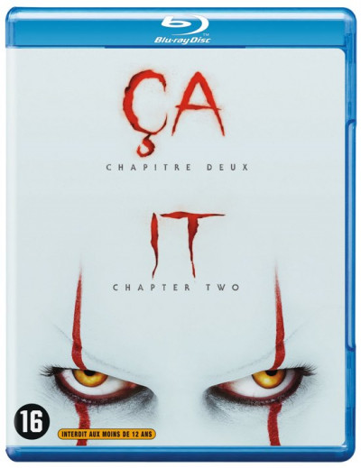 It - Chapter two - Blu-ray