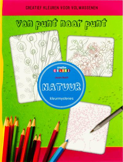Creative Colours:Van punt tot punt Natuur