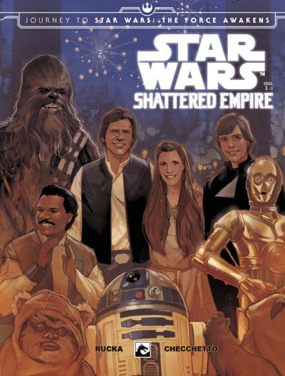 Star Wars: shattered empire (1/2)