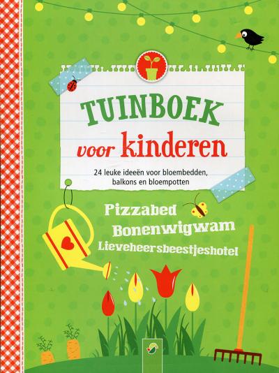 Tuinboek voor kinderen
