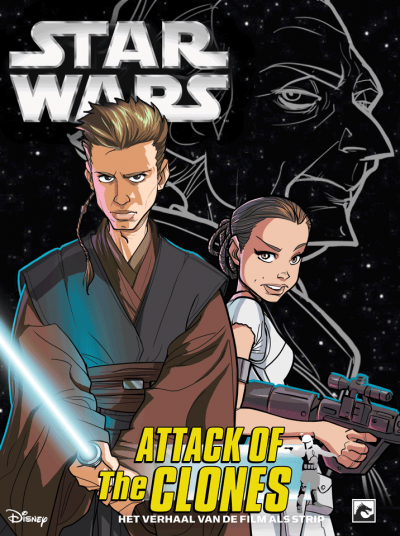 Star Wars Filmspecial Episode II - Attack of the Clones