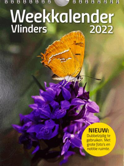 Weekkalender Vlinders 2022
