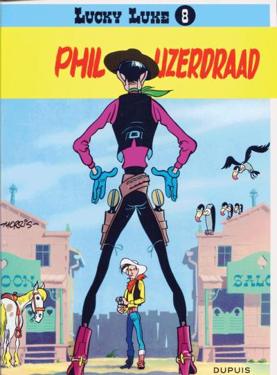 Lucky Luke Phil IJzerdraad