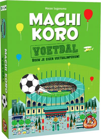 Machi Kora Voetbal