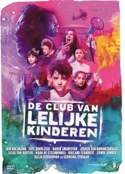 De club van lelijke kinderen - DVD