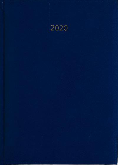 Weektimer agenda A5 2020 Lichtblauw 204