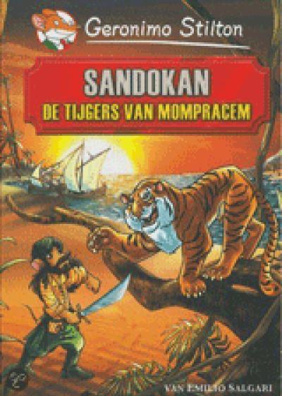 Sandokan De tijgers van mompracem