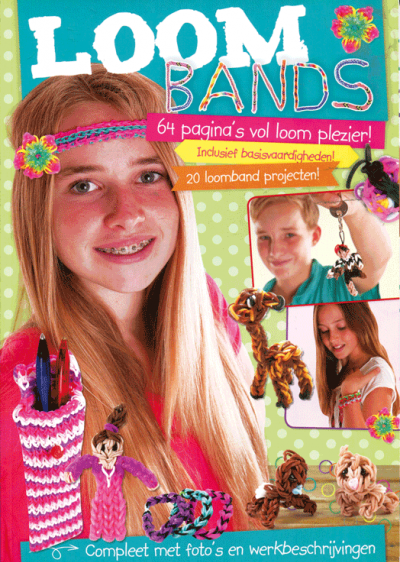 Loombands 20 projecten