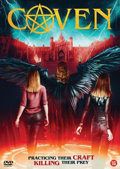 Coven - DVD