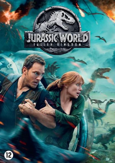 Jurassic world - Fallen kingdom - DVD